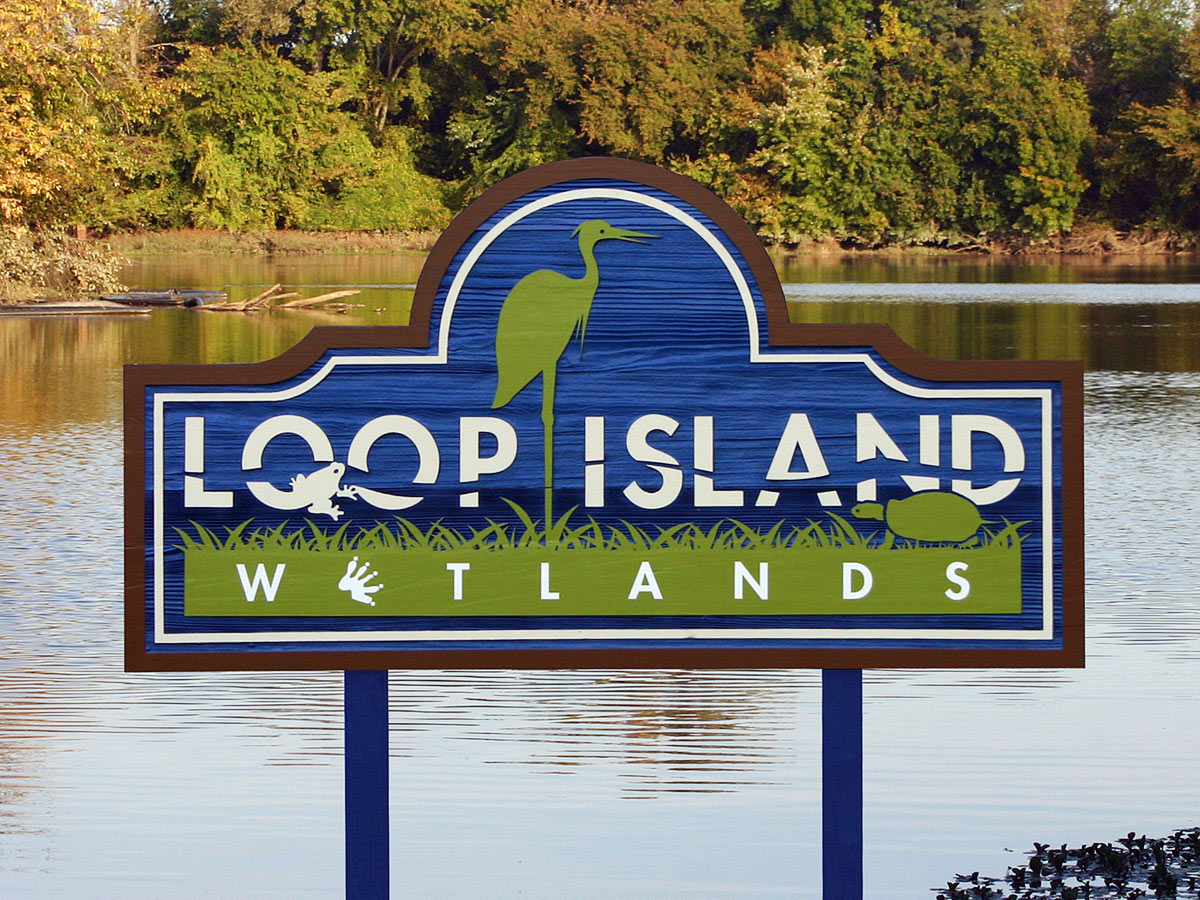 Loop_Island_Wetlands_Signage