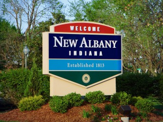 City of New Albany Way Finding