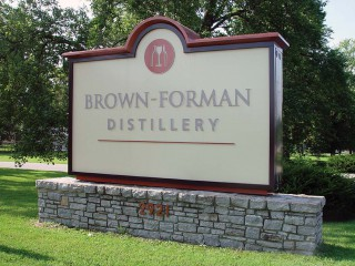 Brown-Forman Distillery