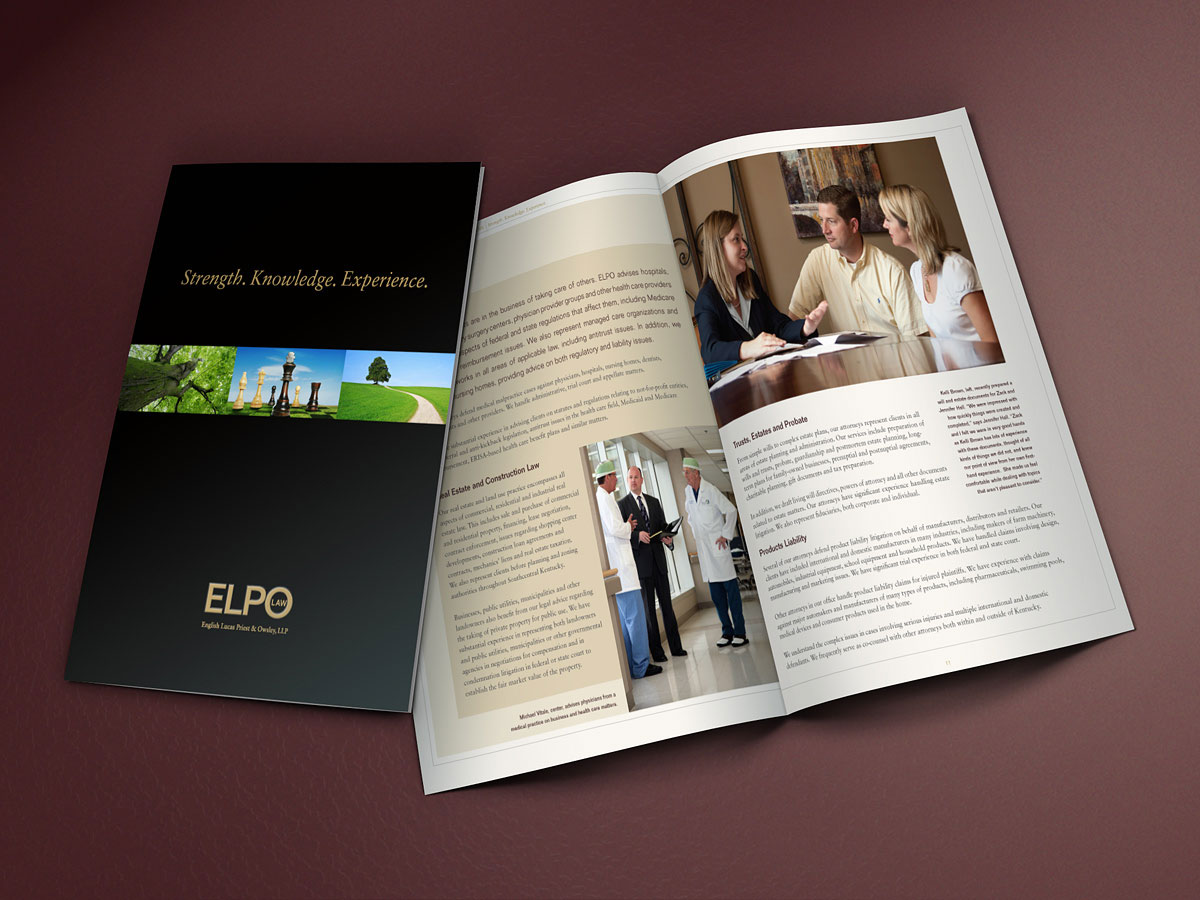 ELPO Marketing Brochure
