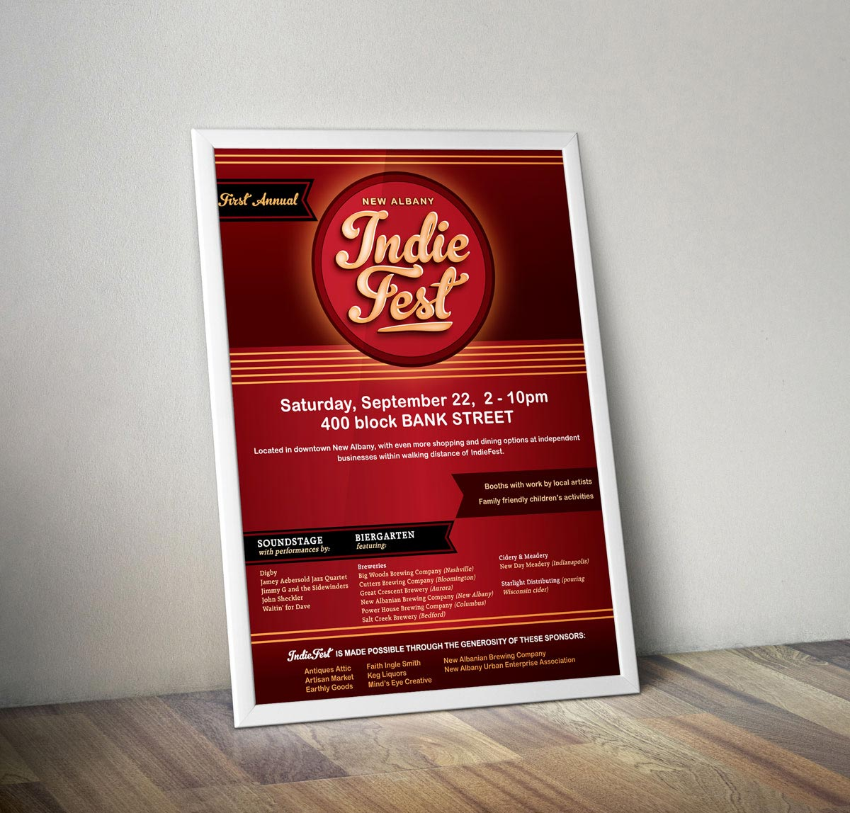 IndieFest Poster