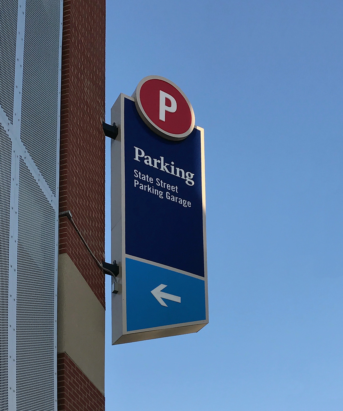 City-of-NA-Parking-Garage-Corner-Sign